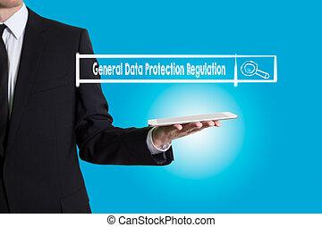 general, gdpr, protección, regulación, datos