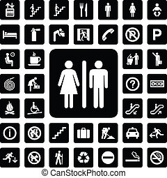 general icon for every place
