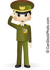 general, militær