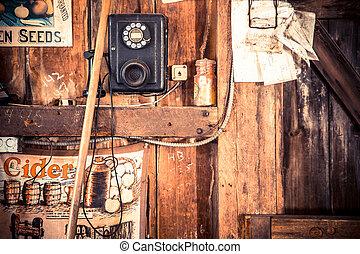 General Store Vintage - Vintage general store shopkeeper...