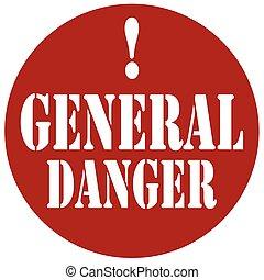 generale, danger-stamp