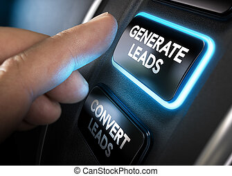 Generate and Convert Sales Leads