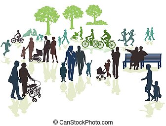 Generationen im der Natur.eps - Generations in nature
