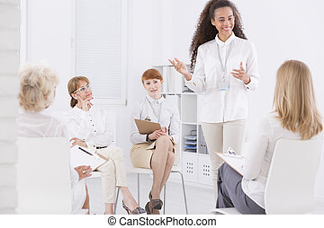 Generations of women in business