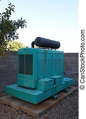 Generator - Industrial generator