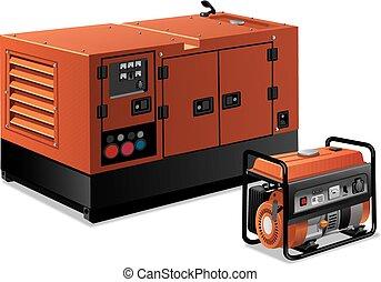 generatori, potere