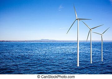 generators, turbines, wind, zee