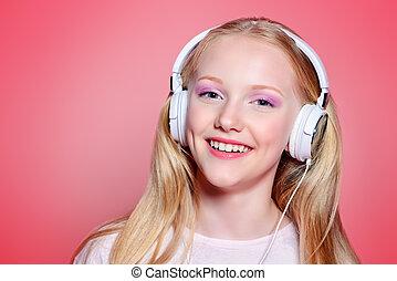 generazione, musica, giovane