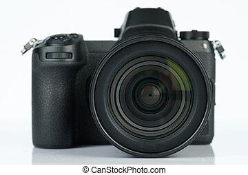 Generic digital camera lens