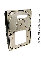 Generic Hard Disk drive With clipping Path