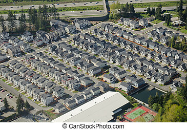 Generic Suburban Neighborhood