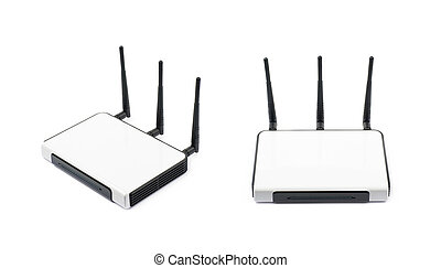generisch, vorrichtung, networking, router