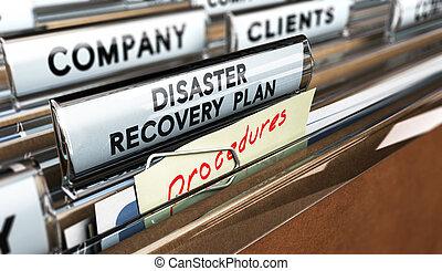genesung, plan, drp, katastrophe