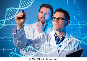 genetic gépkezelő