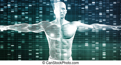 Genetic Research and Development with Science Data