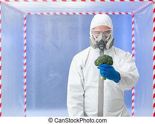 genetically modified broccoli