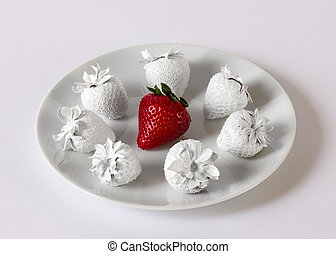 Genetically Modified Strawberries - I was kind of going on...