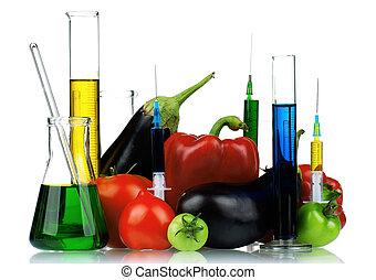 geneticamente, organismo, modificato