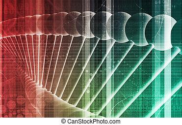 genetik, geschaeftswelt