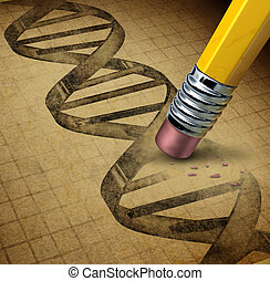 genetyczna mechanika