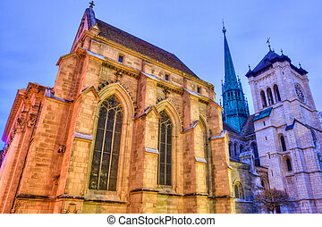Geneva Cathedral (St-Pierre)