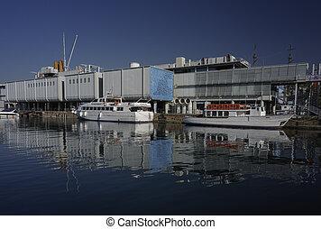 Genoa Aquarium European attraction, destination of tourism