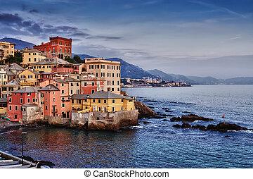 Genoa Boccadasse