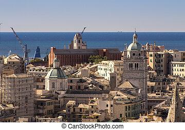 Genoa landscape