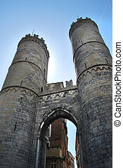 genoa towers