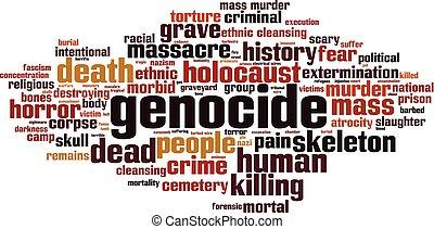 genocide, glose, sky