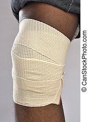 genou, blessure