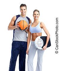 gens, fitness