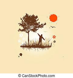 gens, nature