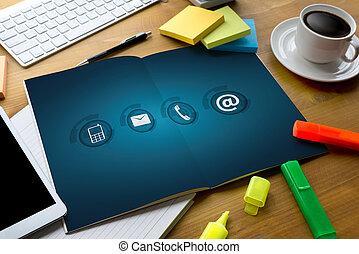 gente, ), apoyo, nosotros, contacto, hotline, conectar, (...