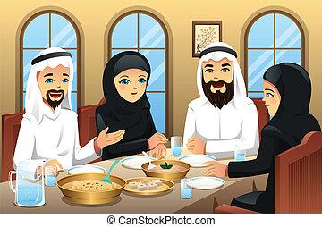 gente, celebrar, eid-al-fitr
