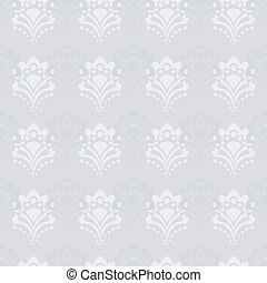Gentle Floral Seamless - Abstract Gentle Seamless...