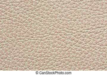 Gentle leathern texture in light colour.