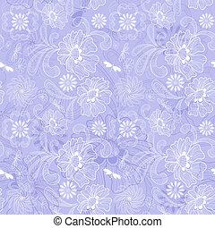 Gentle seamless pattern