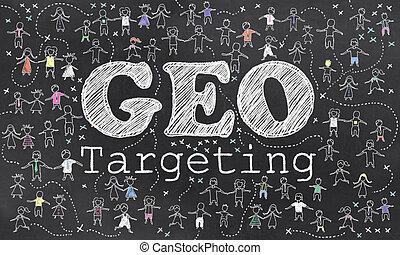 geo, 黒板, 目標とすること