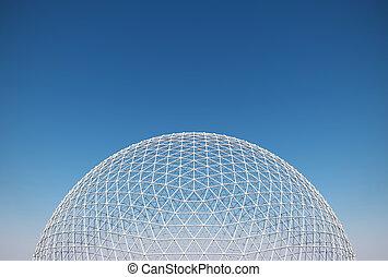 geodesic ドーム