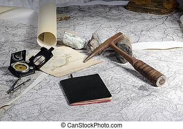 geological expedition - The geological expedition is...