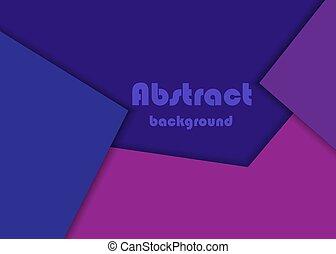 geomã©´ricas, fundo, modernos, abstratos, roxo