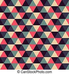 geomã©´ricas, fundo, triângulos