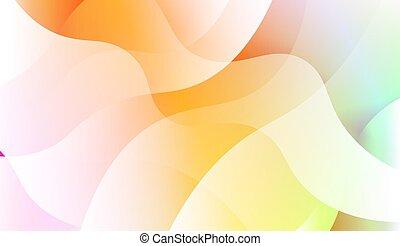 geométrico, illustration., backgrounds., onda, fondo., ...