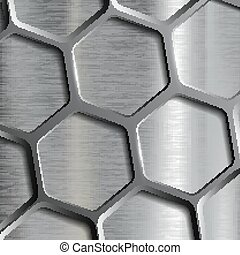 geométrico, pattern., illustration., acción