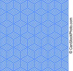 geométrico, seamless, texture.
