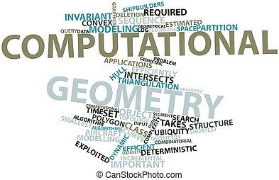 geometria, computational