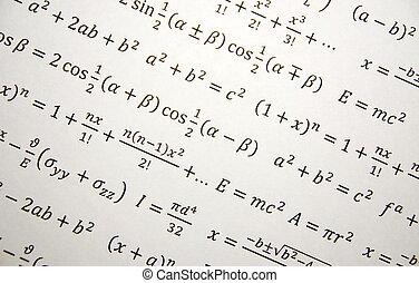 geometria, matemática, fundo