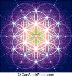 geometria, simbolo, sacro
