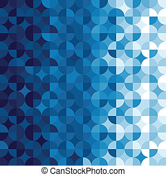 geometriai, pattern., elvont